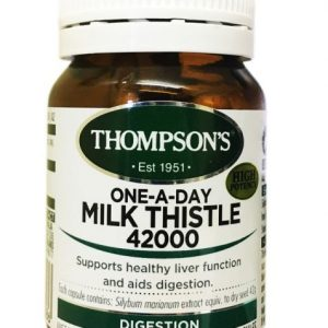 Thompsons One a Day Milk Thistle