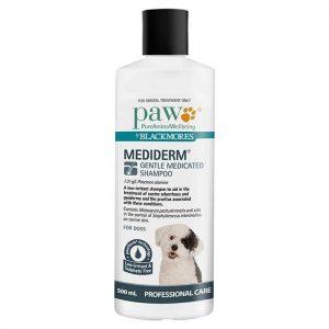 paw shampoo