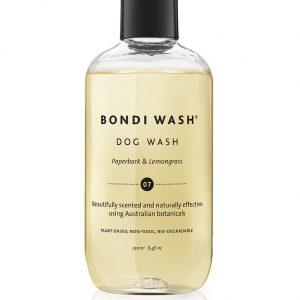 Bondi dog wash