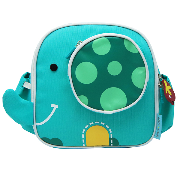 Insulated lunch bag elephant