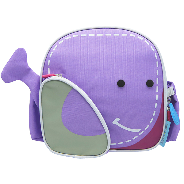 Insulated lunch bag whale