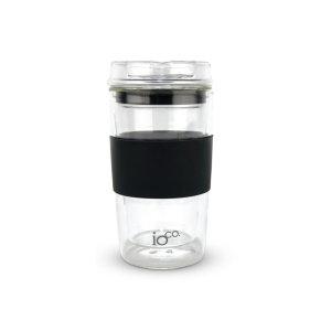 iOCO Water bottle Black