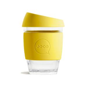 Reusable cup Yellow